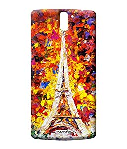 Artistic Eifel - Sublime Case for OnePlus One