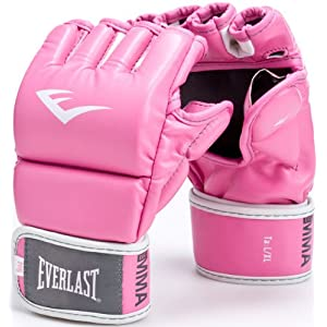 Everlast Pink Women's Grappling Training Glove