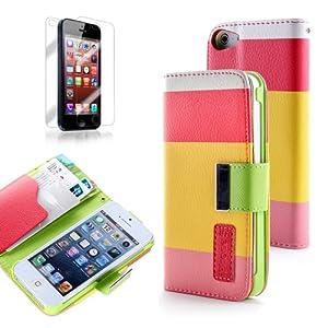 实用iPhone 5 手机卡包 多色款