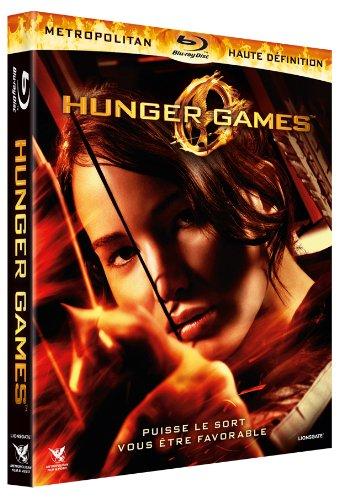 Hunger games [Blu-ray]