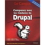 Composez avec les modules de Drupalpar Angela Byron