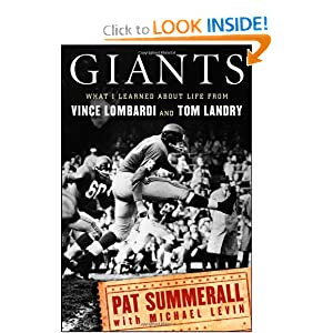 Giants: What I Learned About Life from Vince Lombardi and Tom Landry ebook