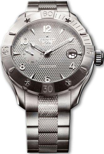 Zenith Defy Classic HMS Men's Automatic Watch 03-0516-680-01-M516