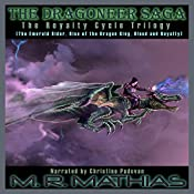 Dragoneer Saga - The Royalty Cycle Boxed Set: Books, 4, 5, and 6: Dragoneer Saga Boxed Set, Book 2 | M.R. Mathias