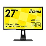 iiyama ディスプレイ モニター XUB2790HS-B1 27インチ/フルHD/スリムベゼル/HDMI端子付 ランキングお取り寄せ