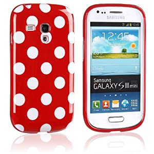 tinxi cover in silicone per samsung galaxy s3 mini. Black Bedroom Furniture Sets. Home Design Ideas