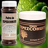 Kit Ointment and Tepezcohuite Bark Powder Stimulates the Skin's Healing and Regeneration Process. All Natural 100% Pure Tepezcohuite (Mimosa Tenuiflora) From Mexico All Skin Types