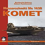 Image of Messerschmit ME 163 Komet (MMP: Orange)