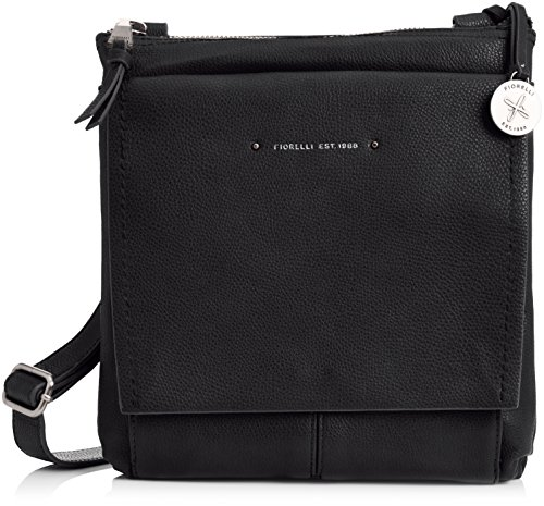 Fiorelli Cybil, Women's Cross-Body Bag, Black,