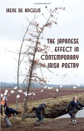 The Japanese Effect in Contemporary Irish Poetry