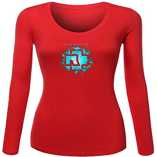Classic Rammstein Logo For Ladies Womens Long Sleeves Outlet