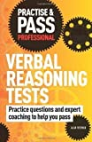 img - for Practise & Pass Professional: Verbal Reasoning Tests by Redman, Alan 1st (first) Edition (2010) book / textbook / text book