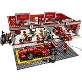レゴ レーサー フェラーリF1チーム 8144