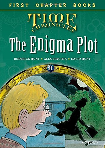 Oxford Reading Tree Read with Biff, Chip and Kipper: Level 12 First Chapter Books: The Enigma Plot