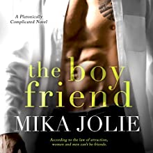 The Boy Friend Audiobook by Mika Jolie Narrated by Eric Rolon, Kylie Stewart