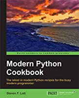 Modern Python Cookbook Front Cover