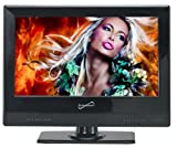 Top 10 LCD Televisions:  Supersonic SC-1311 13-Inch 60Hz LED-Lit TV