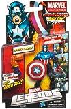 Heroic Age Captain America 6 inch Marvel Legends Arnim Zola Build-A-Figure Action Figure