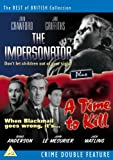 The Impersonator/A Time To Kill [DVD]