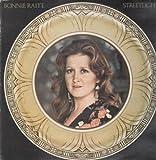 BONNIE RAITT STREETLIGHTS LP (VINYL) UK WARNER BROS 1974