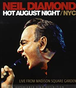 Diamond;Neil Hot August Night [Blu-ray]