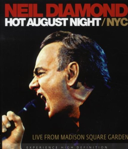 Hot August Night NYC From Madison Square Gardens [Blu-ray] [2010][Region Free]