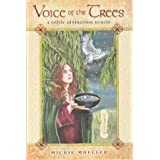 Azure Green Dvoitre Voice Of The Trees Tarot Deck And Book By Mickie Mueller