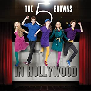 The 5 Browns In Hollywood