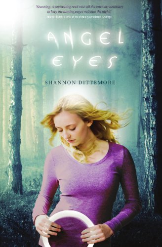 Cover of Angel Eyes (An Angel Eyes Novel)