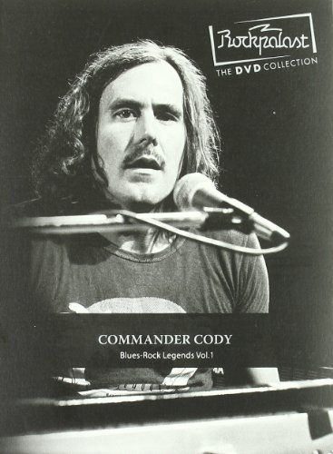 Commander Cody - Rockpalast - Blues Rock Legends Vol.1 [DVD] [2009] [2011]