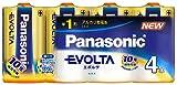Panasonic エボルタ乾電池単一型4本パック LR20EJ/4SW / パナソニック