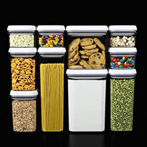 ***OXO Good Grips 10-Piece POP Container Set