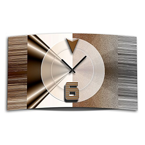 abstracto-marron-designer-fashion-reloj-de-pared-relojes-de-pared-diseno-28-cm-x-48-cm-silencioso-si