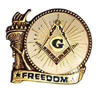 Masonic Freedom Liberty Arm One Inch…