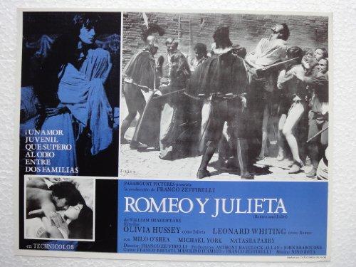 Original+Mexican+Lobby+Card+Romeo+%26+Juliet+Olivia+Hussey+Franco+Zeffirelli+1968