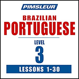Pimsleur Portuguese (Brazilian) Level 3 Speech