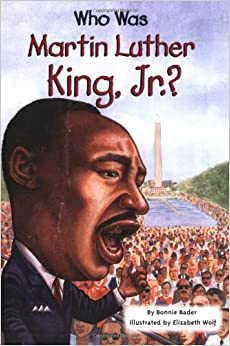 Who was martin luther king jr book