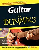 img - for Guitar For Dummies book / textbook / text book