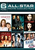 All-Star Movie Collection: 6 Films (Management, The Secret, Dare, $5 A Day, Passion Play, Powder Blue)