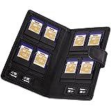 "Hama Memory Card Case ""Vegas"" für SD/microSD, Schwarz, Größe M"