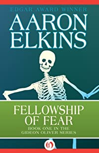 Fellowship Of Fear by Aaron Elkins ebook deal