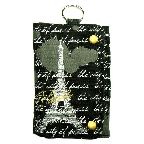 Robin Ruth - Paris 'Eiffel Tower' Wallet - Color : Dark Grey