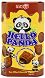 Meiji Hello Panda Double Choco 50 g (Pack of 5)