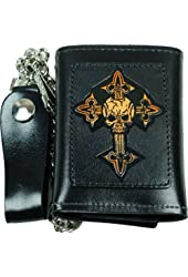 Skull on Cross Wallet