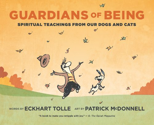 Download Guardians of Being: Spiritual Teachings from Our Dogs and Cats