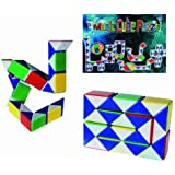Classic Snake Game of Colours for the Suduko Fan - Childs/Children Perfect Ideal Christmas Stocking Filler Gift Present