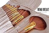 Beau Belle Makeup Brushes - 21pcs Make Up Brush Set - Makeup Brush Holder - Professional Makeup Brushes - Make Up Brushes - Makeup Brush Kit - Makeup Brushes Set - Makeup Brushes Holder - Professional Makeup Brush Set