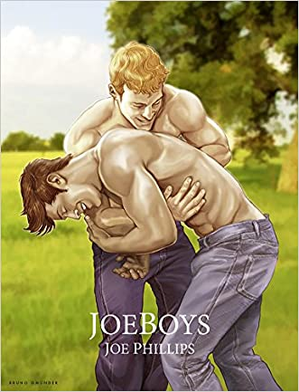 "Joeboys: 128 Pages, Full Color, Hardcover with Dustjacket, 10.25 X 13.5"" written by Joe Phillips"