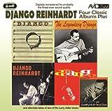 echange, troc Django Reihnardt - 3 Classic Albums Plus