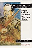img - for Next to a Letter from Home: Major Glen Miller's Wartime Band by Geoffrey Butcher (1986-09-04) book / textbook / text book
